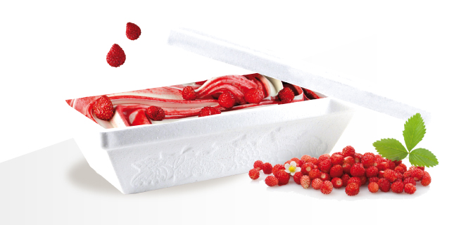 Vaschetta Polistirolo Coki Ice