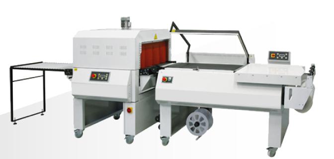 Confezionatrice termoretraibile automatica FP870A