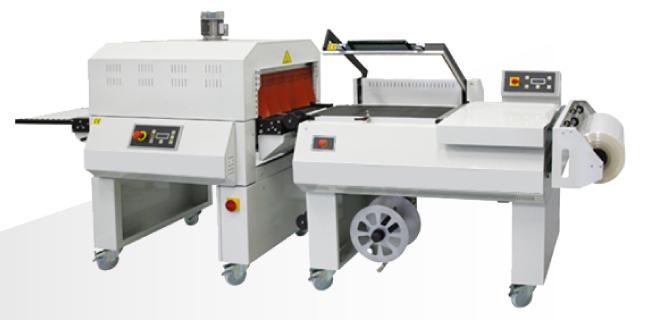 Confezionatrice termoretraibile semi/automatica FP560