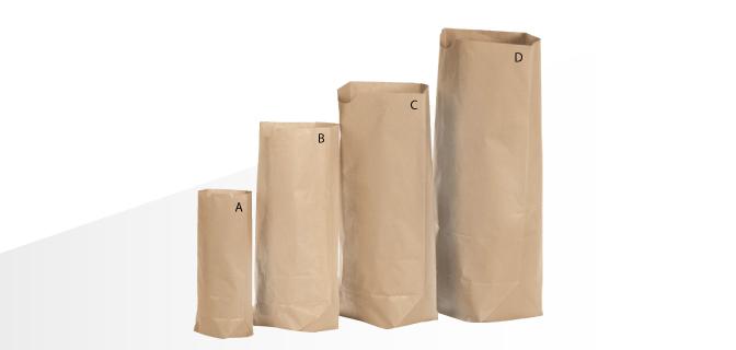 sacchi trasporto pane