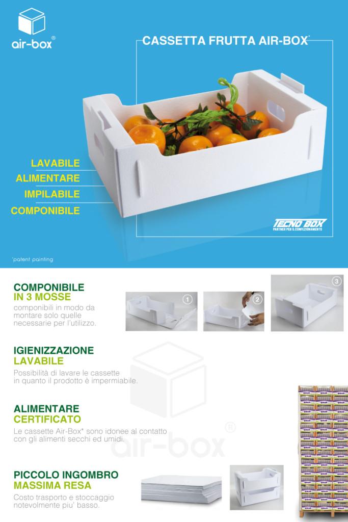 Cassetta Alimentare-Air-box