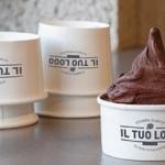 Coppette per gelato in cartoncino personalizzabili
